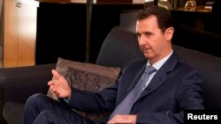 """Syrian President Bashar al-Assad told Foreign Affairs that the format of any agreement between Washington and Damascus """"we can discuss later, but you start with permission."""""""