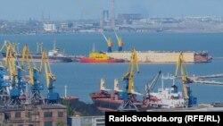 Міністр: нова доктрина «має посилити позиції України в Азовському і Чорному морях, Керченській протоці»