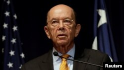 U.S. Commerce Secretary Wilbur Ross (file photo)
