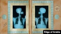 «تذهیب»، اثر احمد ماطر ۳۳ ساله