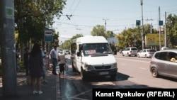 Бишкек. 2020-жылдын май айы.