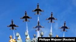 Париждеги парад