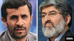 علی مطهری از نمایندگان منتقد دولت محمود احمدی نژاد است.