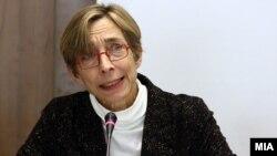 Глава миссии ОБСЕ Тана де Зулуета.