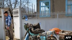 Житель села в Гагаузии. Иллюстративное фото.