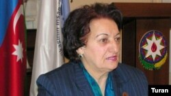 Ombudsman Elmira Süleymanova parlamentə hesabat verib