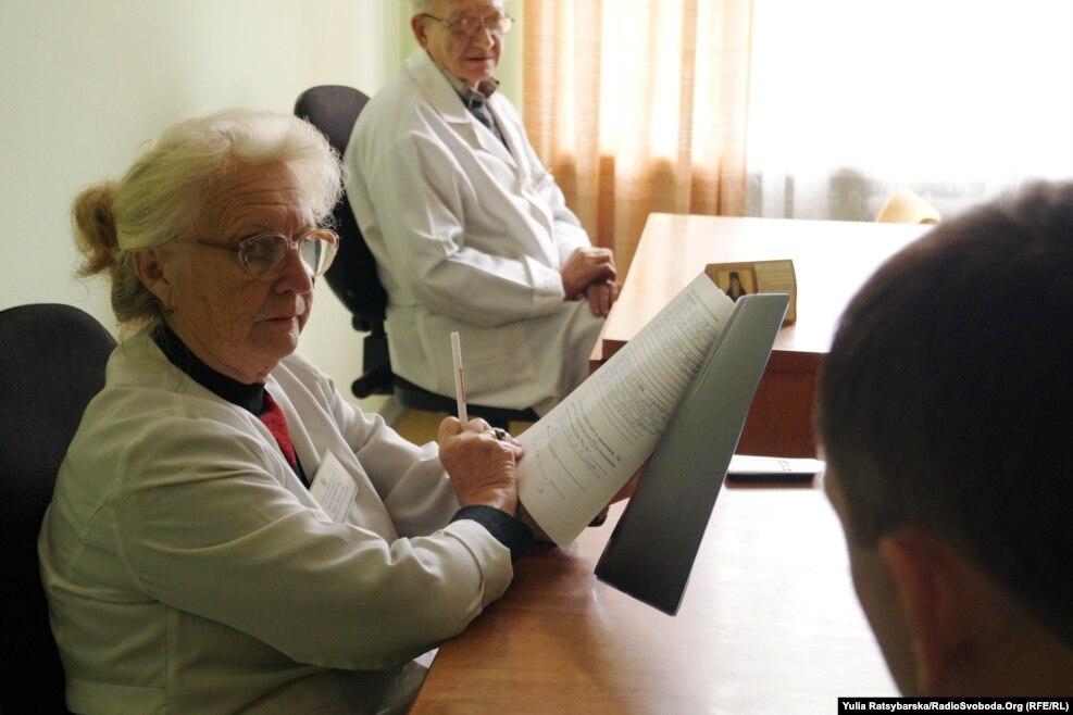 На прийомі у невропатолога