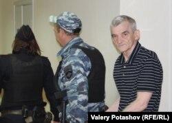 Юрий Дмитриев в Петрозаводском городском суде