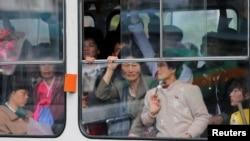 Трамвай у Пхеньяні. Травень 2016 року