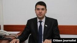 Qonunchilik palatasi deputati Rasul Kusherboyev
