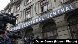 Romania - Biorul Electoral Central (BEC), Bucharest
