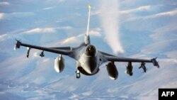 Літак F-16 ВПС США