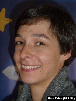 Jelena Berković iz GONG-a