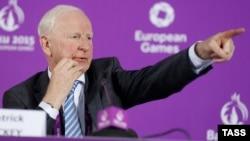 Патрик Хикки, глава Олимпийского комитета Ирландии.