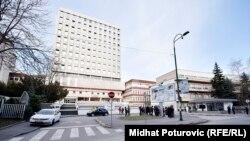 """Prema najavama Vlade Kantona Sarajevo (KS) anesteziologinje će biti zaposlene u u Općoj bolinici """"dr. Abdulah Nakaš"""" (na slici) u Sarajevu."""