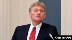 Rus prezidenti Wladimir Putiniň metbugat wekili Dmitriý Peskow