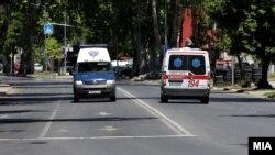 Полициски час во Скопје, 7 јуни 2020