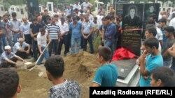Похороны Бахруза Гаджиева