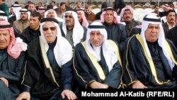تجمع لشيوخ عشائر في الموصل