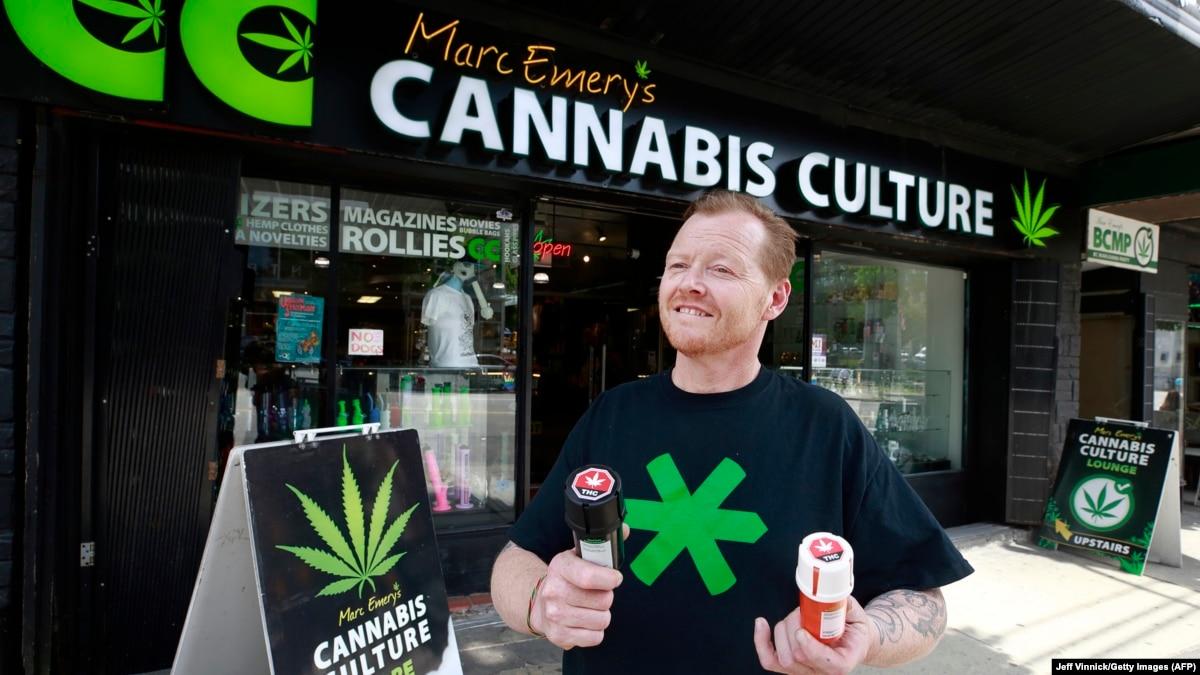 В Канаде начали легально продавать марихуану: кому и сколько (ФОТО+ВИДЕО)