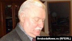 Лех Валенса, основатель движения «Солидарность», бывший президент Польши.