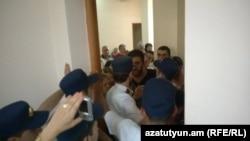Հայկ Կյուրեղյանի գործով այսօրվա դատական նիստը
