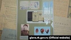 Выставка «Крымские чекисты: история в документах и фотографиях», Симферополь, Крым, 3 апреля 2017 года