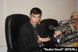 Эраҷ Амонов, рӯзноманигор