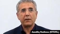 Правозащитник Интигам Алиев