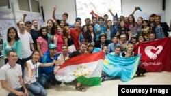 Семинар катышуучулары, Ысык-Көл, 23-июль, 2014-ж.