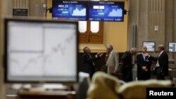 Мадрид, фондовая биржа
