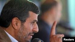 Eýranyň prezidenti Mahmud Ahmedinejad