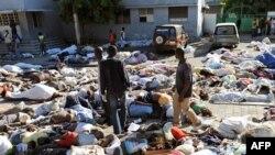 Žrtve zemljotresa izvučene iz ruševina