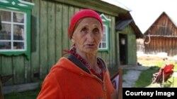 Светлана Колесникова, пенсионерка, жительница села Черемшанка Восточно-Казахстанской области. Фото портала YK-News.kz.