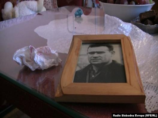 Fotografija Redžepa Trebovića, jednog od stotina hiljada nestalih u BiH