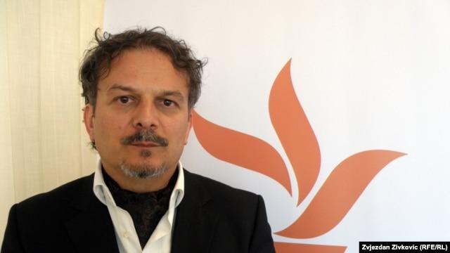 Zarije Seizović, profesor Fakulteta političkih nauka u Sarajevu