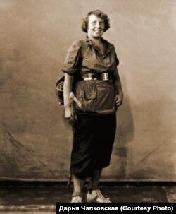 Евфросинья Керсновская. 1950-е годы
