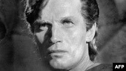 Američki glumac Charlton Heston dobio je Oscara za ulogu u filmu ''Ben Hur''