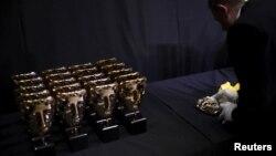 BAFTA մրցանակները, արխիվ