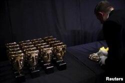 جوایز بفتا پیش از اهدا به برگزیدگان