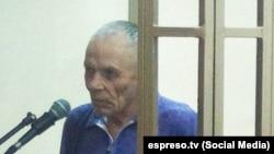 Олексій Сизонович, у Північно-Кавказькому окружному військовому суді Росії