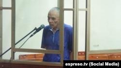 ალექსი სიზონოვიჩი სასამართლოში