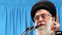Iran's Supreme Leader Ayatollah Ali Khamenei has said Iran's dependence on oil is a destructive addiction.