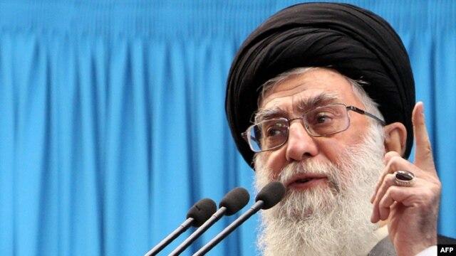 Iranian Supreme Leader Ayatollah Ali Khamenei: Filter not, lest ye be filtered.