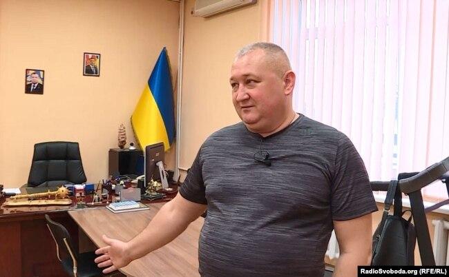 Наприкінці 2019 року був гучно затриманий керівник управління МО Дмитро Марченко