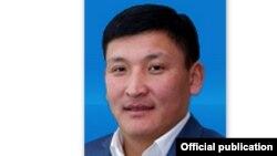 Депутат Бишкекского горкенеша Канатбек Мусуралиев.