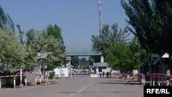 Қырғыз-Өзбек шекарасы. 27 мамыр 2009 жыл.