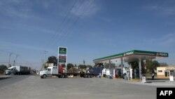 Pamje e vendit në Meksikë ku ishte vjedhur kamioni që transportonte kobalt