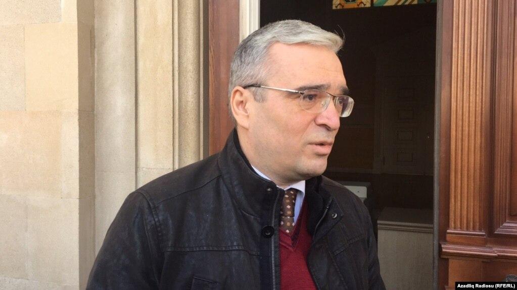 İlqar Məmmədov polisdən qayıtdı