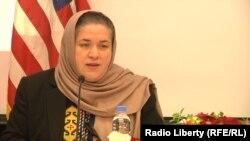 اوریاخیل: این یک فرصت خوب برای انکشاف زنان افغان است.